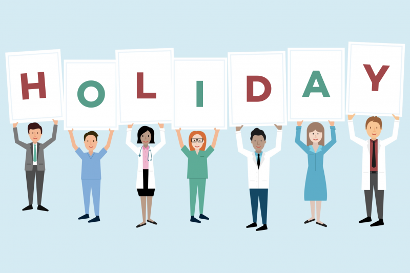Nomad Health Holiday