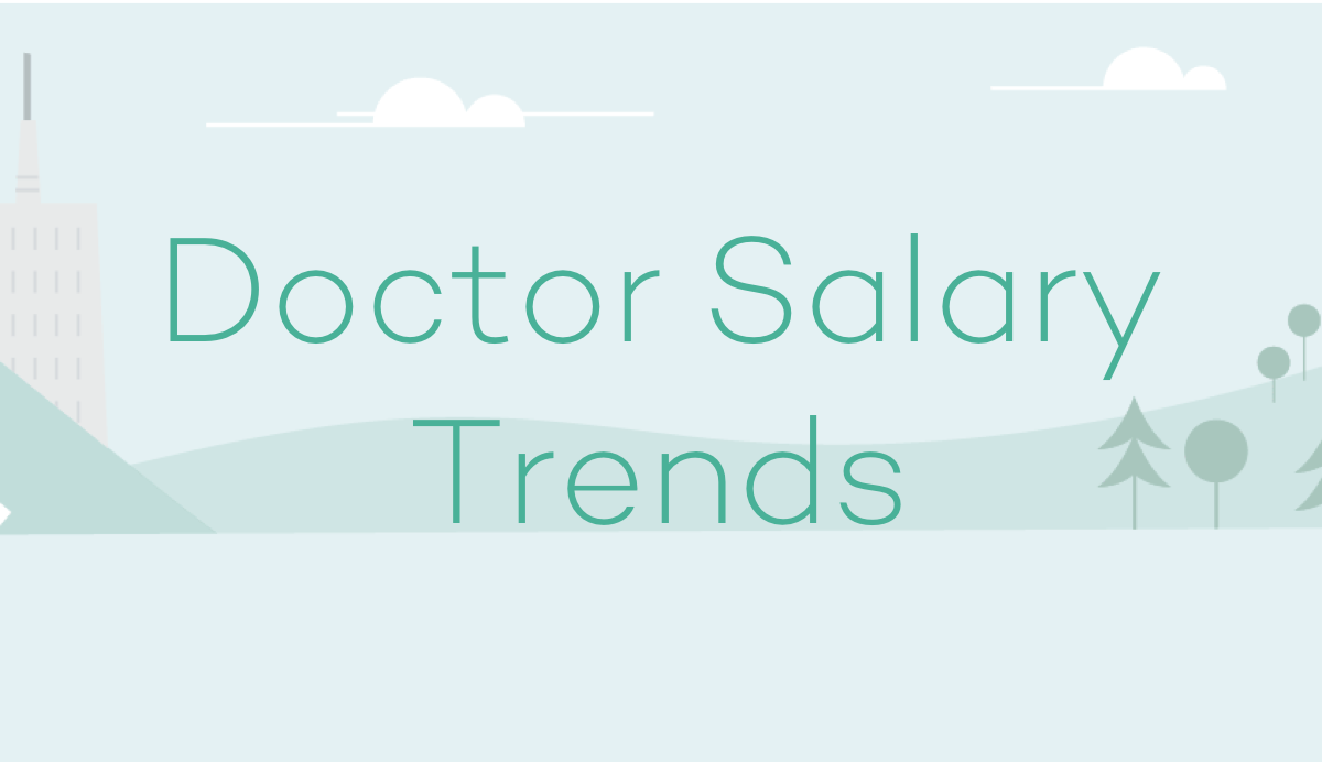 Nomad Health Doctor Salary Trends