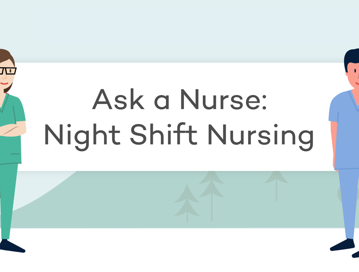 Nomad Health Night Shift Nursing