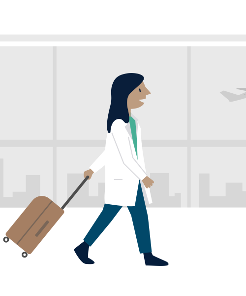 Nomad Health Traveling Doctor